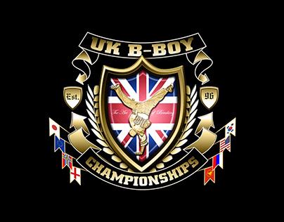 UK B-Boy Championships x Priska