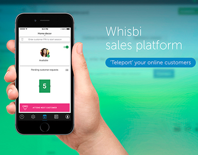 Whisbi sales booster platform
