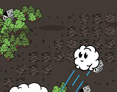 Cloud Strafe