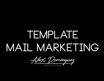 Templates Mail Marketing