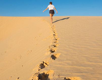 Sahara en Túnez