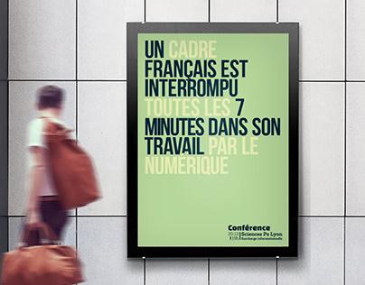 Numérique - Surcharge informationnelle