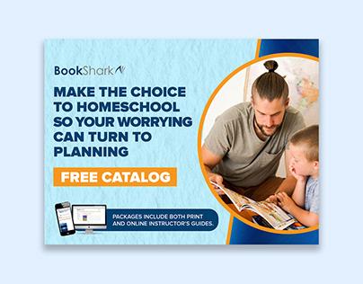 Bookshark Call to Action Ad