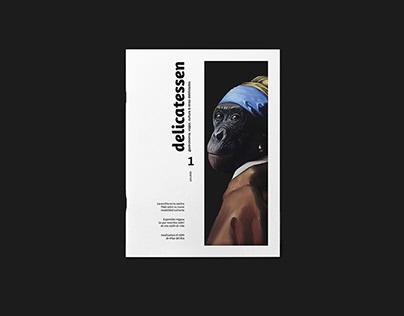 Delicatessen Magazine