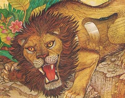 Lions Cleaning Long Island branding by Carlos Venegas