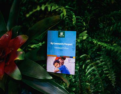 Agros International's Tierras de Vida Event Branding
