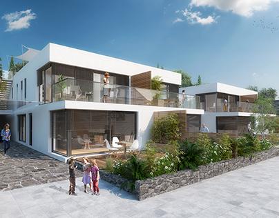 2 Dwelling project_CGI