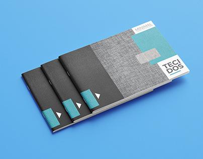 Catálogo de Amostras Minimal Design - 2020
