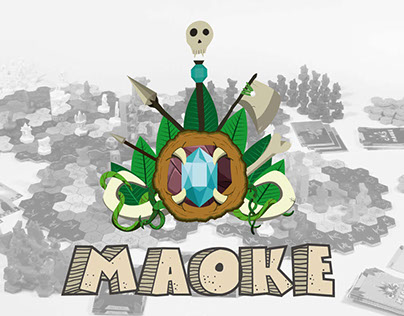 Maoke - Board Game