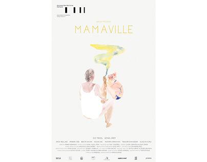 Poster Design: Mamaville