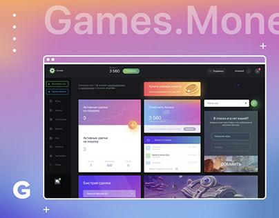 Game Money Marketplace