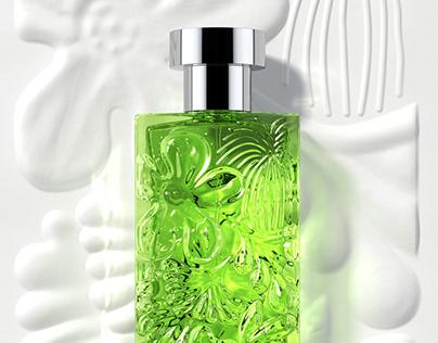 Nicolas Danila perfume // advertising campaigns