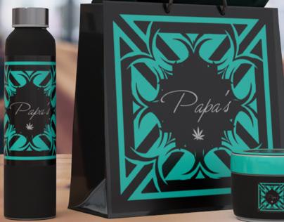 Papa's Packaging Rendering