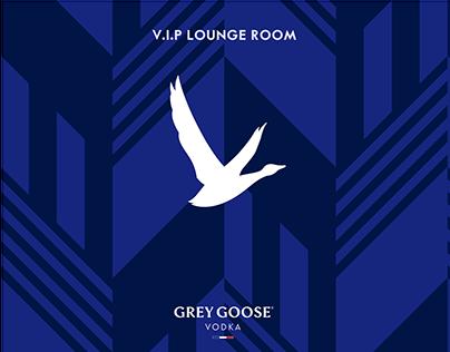 V.I.P GRAY GOOSE ROOM