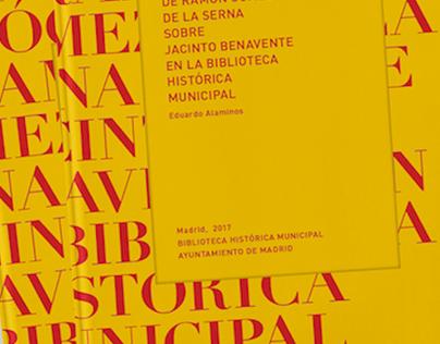 AYUNTAMIENTO DE MADRID - Diseño editorial varios