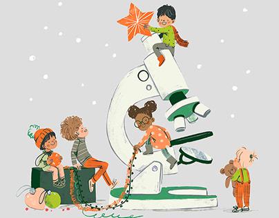 Children's Hospital Christmas Campaign