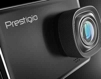 Car Video Recorder PRESTIGIO RoadRunner DIAMOND