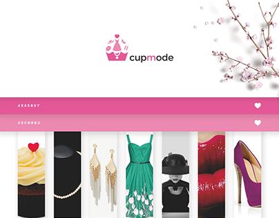 Cupmode - Fashion Blog. Brand & Collection