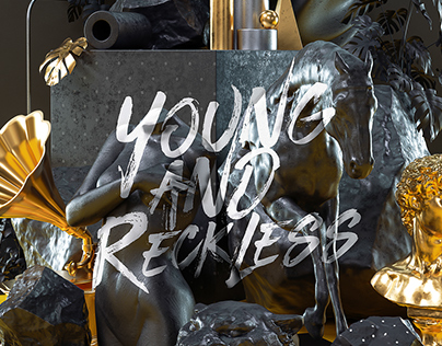 Young and Reckless / Digital Art