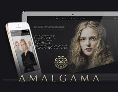 AMALGAMA Image Studio | website