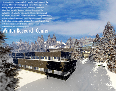 Winter Research center
