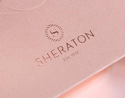 Sheraton Hotels HK Mooncake box