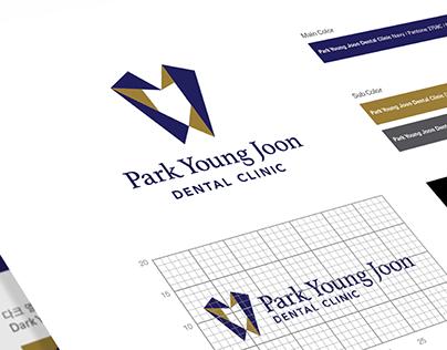 Park Young Joon Dental Clinic Brand Identity Design