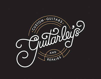 Guitarley's Re-branding