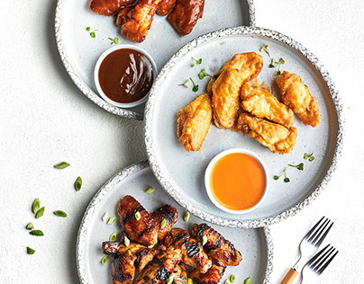 DOTS Restaurant Menu | Food Photography