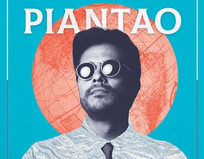 Piantao / Album Cover Design