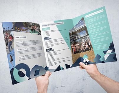 Skypeak Adventures - Corporate Brochure