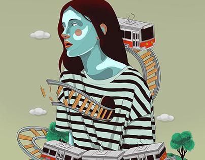 Illustration for VANGUARDIA MX