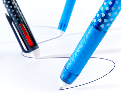 Carrefour | 2016 | Erasable roller pen 2 colors