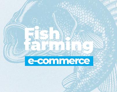 online store of fish farming equipment.