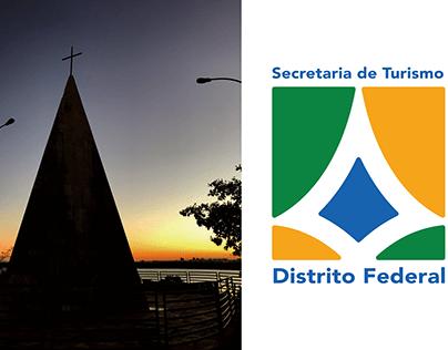Logotipo | Secretaria de Turismo do DF