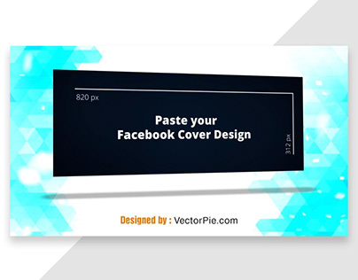 Download Free Facebook Cover Mockup PSD Template