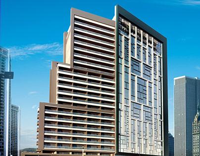 Izmir_Offices Tower