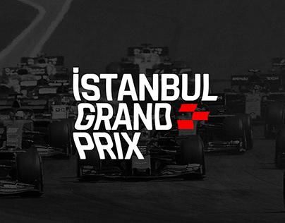 İstanbul Grand Prix / Formula 1 / Branding