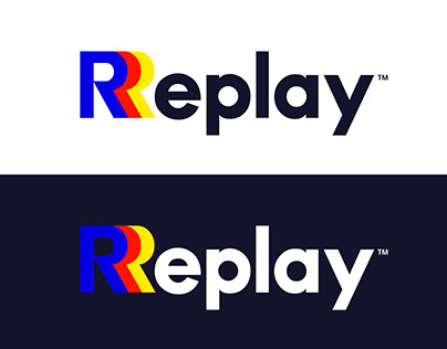 Logo - «Replay»
