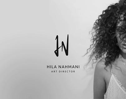 Hila Nahmani Art Director