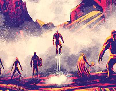 Age of Ultron x Poster Posse