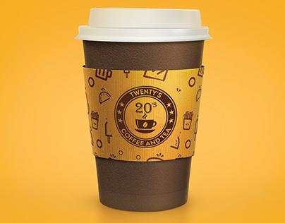 Twenty's Coffee & Tea Presentation File