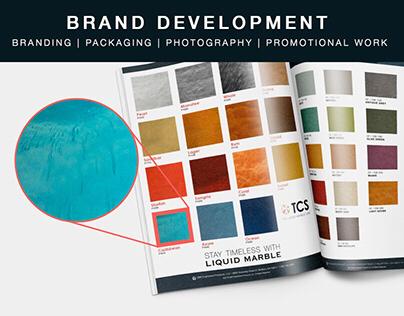 Brand Development for Client   GMI