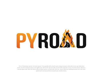 Pyroad Logo Design