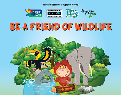 Be A Friend Of Wildlife