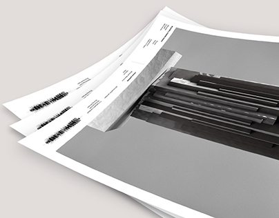 Sonogramme - 3d Print