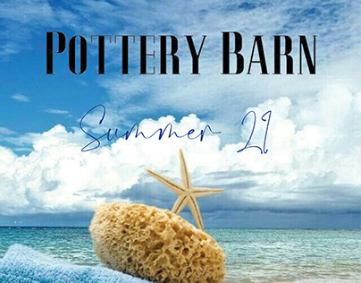 Pottery Barn Summer 2021 Collection