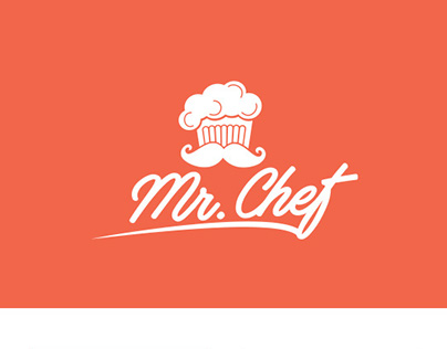 Mr.Chef Logo Template