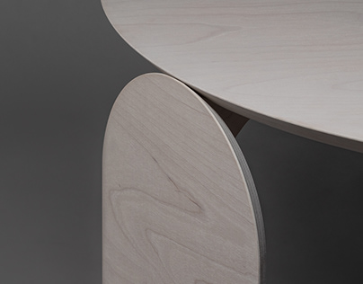 OVALE - cafe table