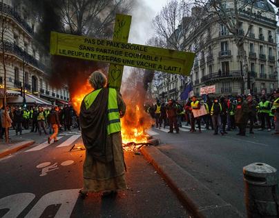 Gilets Jaunes Acte VIII // La colère jaune